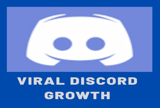 I will promote discord discord server promotion organically to real members, FiverrBox