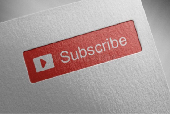 I will broadcast your youtube channel to boost your subscriber, FiverrBox