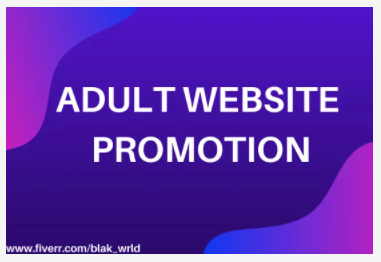 I will drive real organic adult web traffic, adult web promotion, adult, FiverrBox