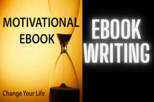 I will ghostwrite motivational ebook, selfhelp ebook, christian ebook, fashion ebook, FiverrBox