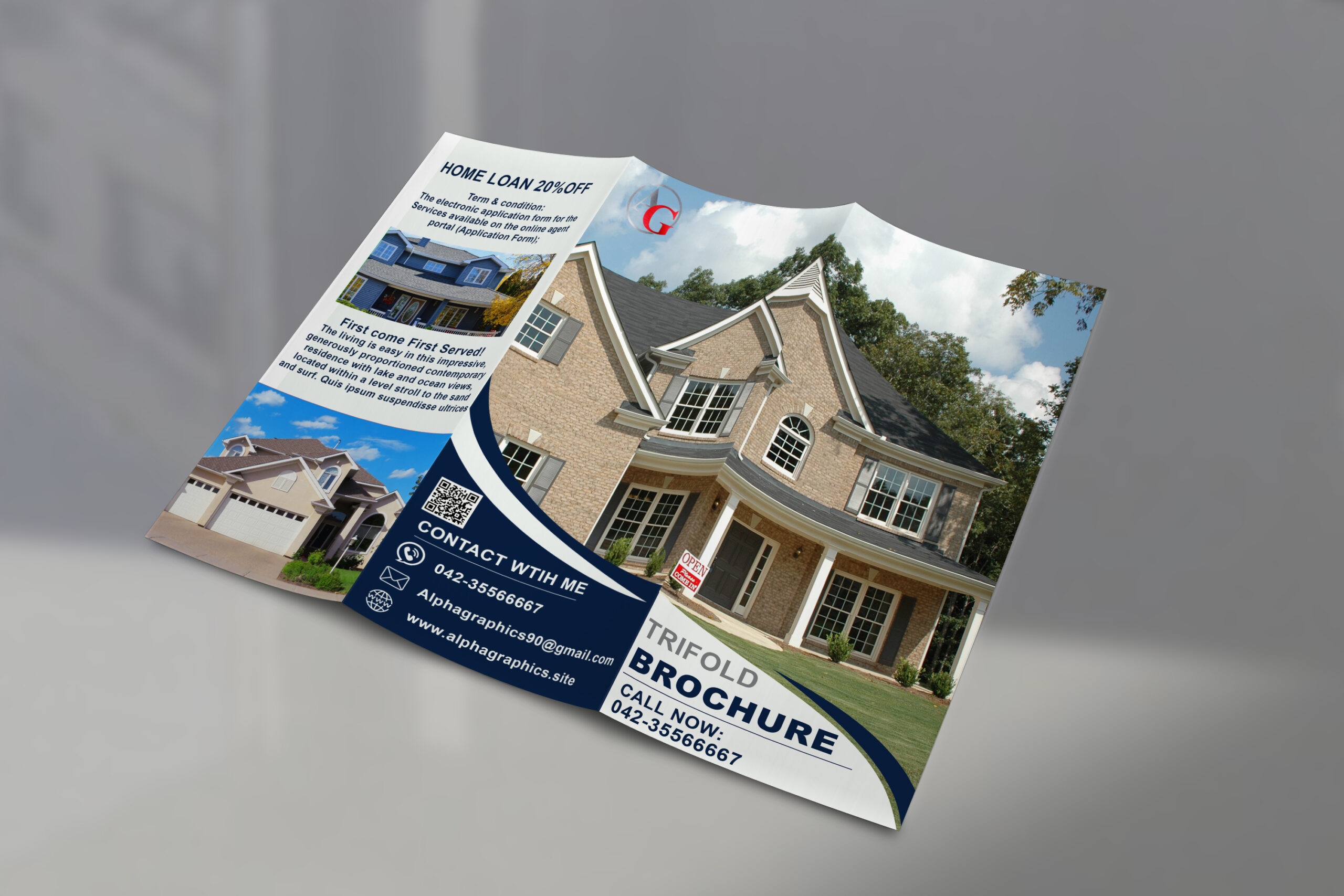 I will design flyer and brochure, FiverrBox