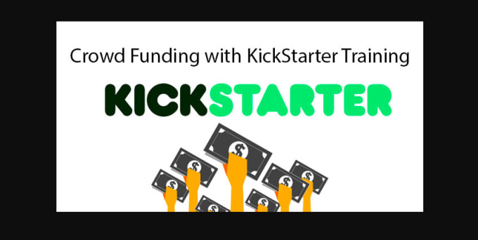 I will create super crowdfunding campaign, gofundme, indiegogo, kickstarter, FiverrBox