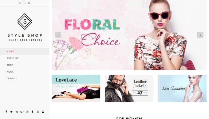 I will ecommerce website, create wordpress ecommerce website, design ecommerce website, FiverrBox