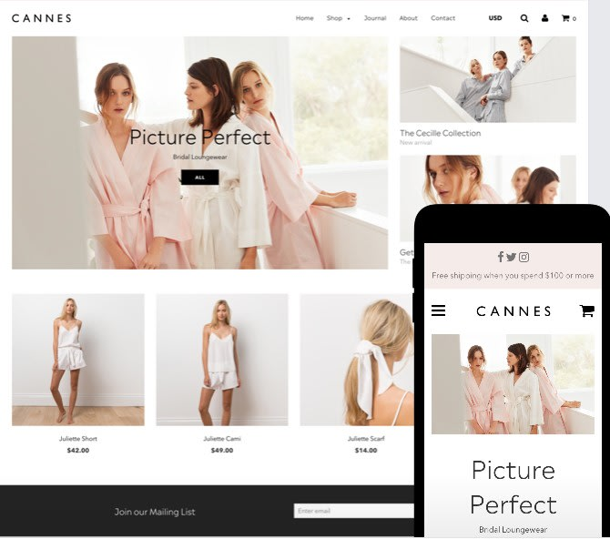 I will design attractive shopify dropshipping store shopify website, FiverrBox