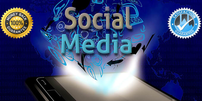 I will grow your facebook, ig, twitter page to increase followers, FiverrBox