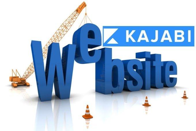 I will kajabi website kajabi online course sales page landing page pipelinemembership, FiverrBox