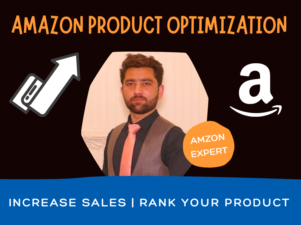 I will write amazon product listing optimize description,amazon SEO, FiverrBox