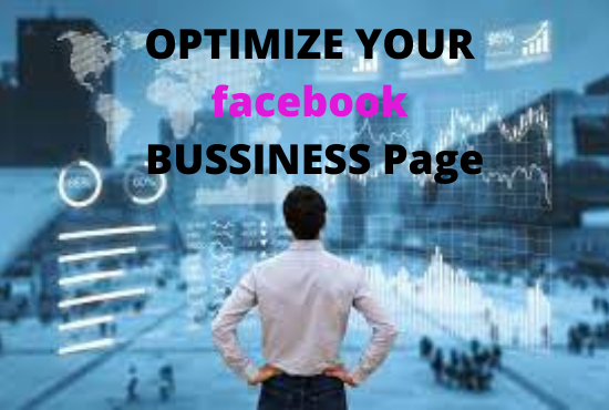 I will create and manage your facebook business page, FiverrBox