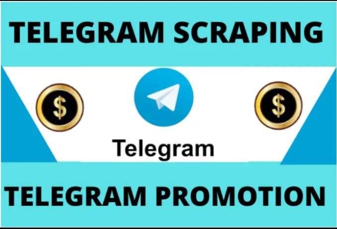 I will do telegram scraper, telegram shiller and telegram shilling promotion, FiverrBox