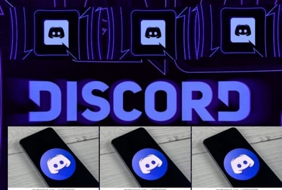 I will promote, advertise your discord server to high growth, FiverrBox