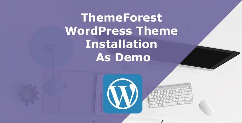 I will install wordpress theme, setup like demo and build website, FiverrBox