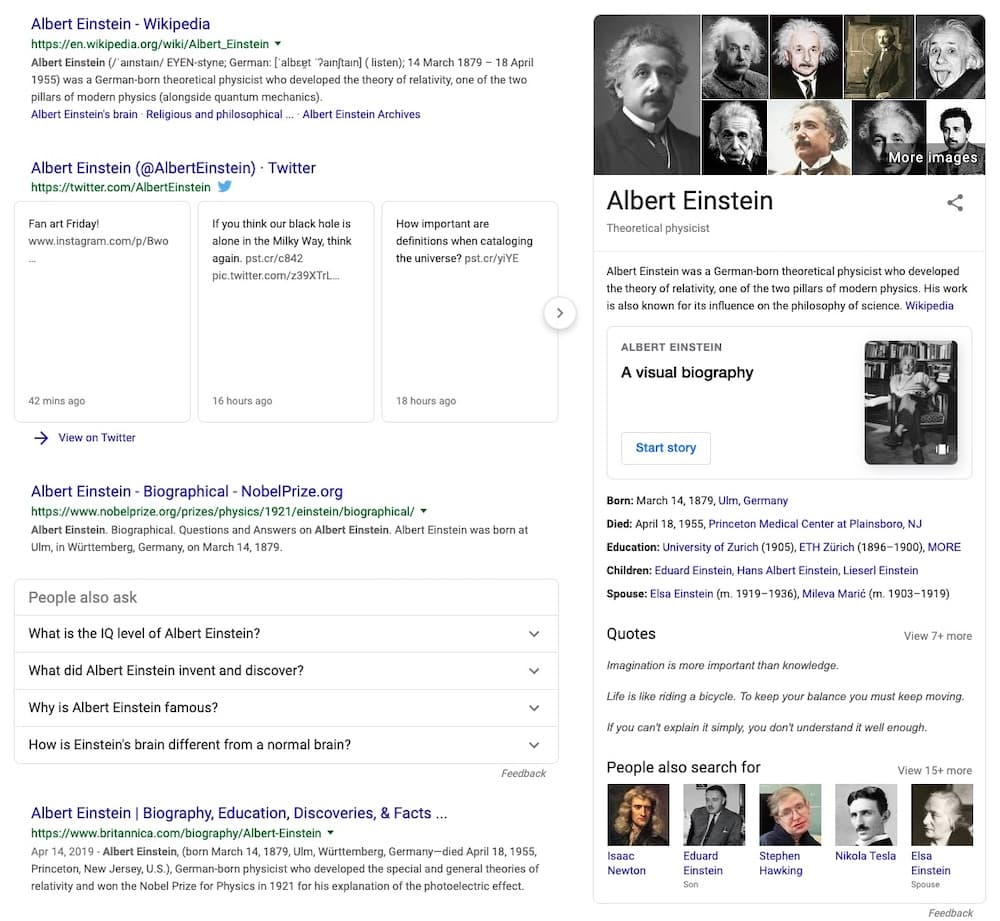 I will create google knowledge panel, verification panel for person devdryx, FiverrBox