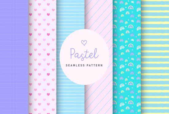 I will design seamless, floral, fabricant, crockery digital pattern, FiverrBox
